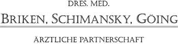 Ärztepartnerschaft Briken, Schimansky, Göing Logo
